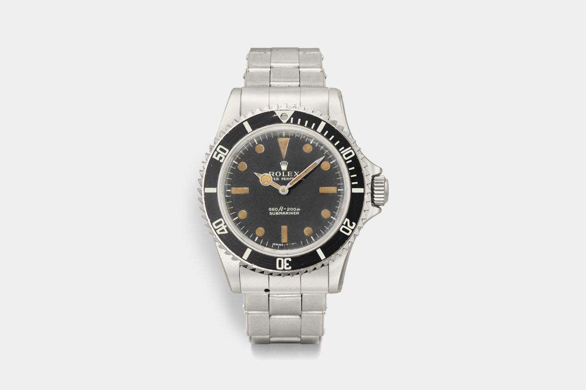 ساعت Submariner رولکس مدل سال 1972