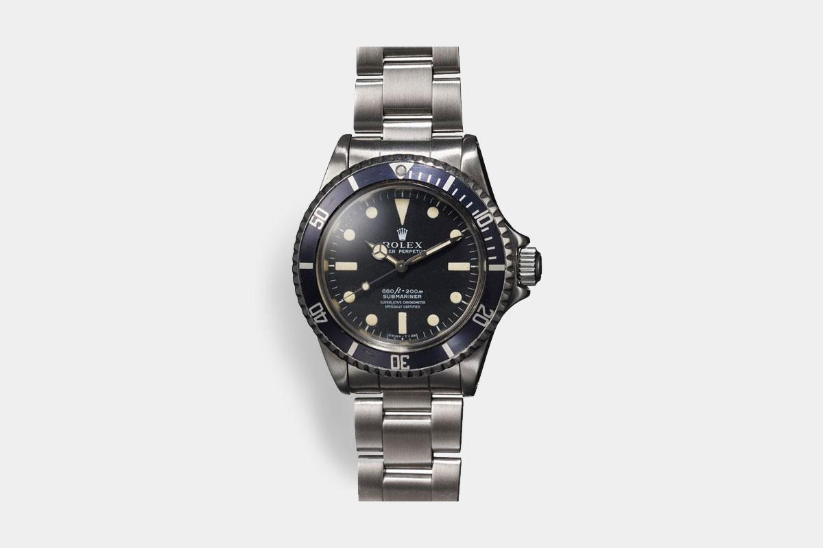 ساعت رولکس Submariner مدل سال 1967