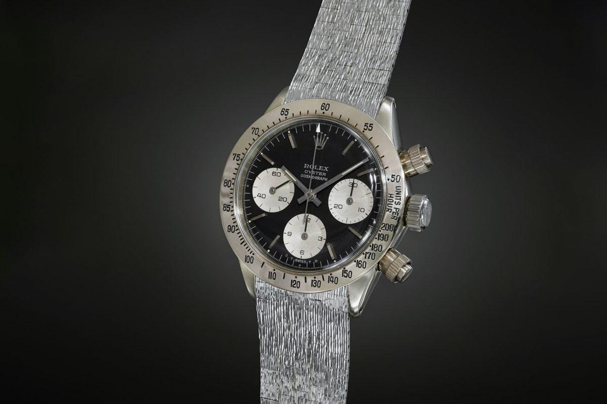 ساعت رولکس دیتونای 1971 مدل 626 Unicorn