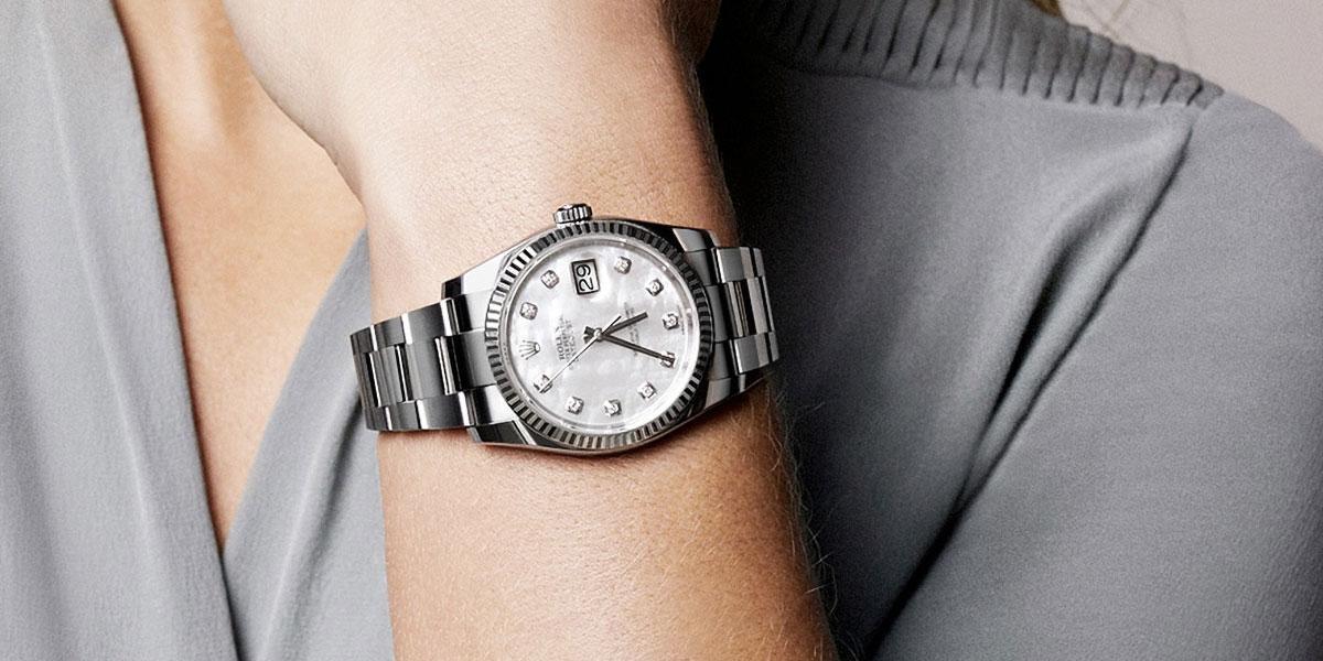 ساعت رولکس زنانه