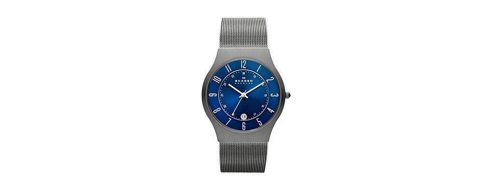 ساعت مردانهی Sundby Titanium اِسکاگِن