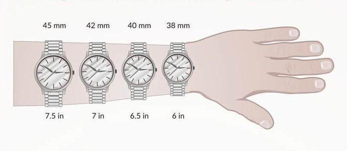 قطر ساعت مچی