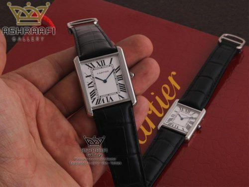 فروش ساعت کارتیر تانک سلو Cartier-Tank-Solo-9908G