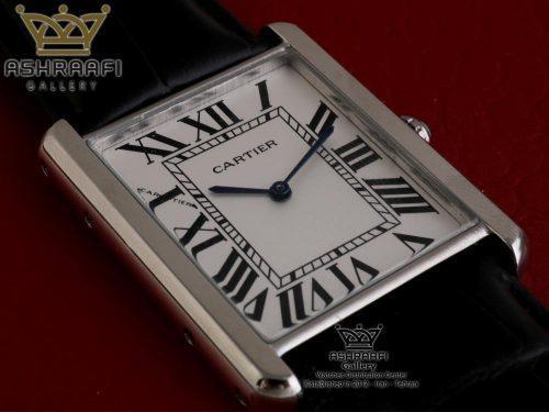 ساعت های کپی تانک سلو Cartier-Tank-Solo-9908G
