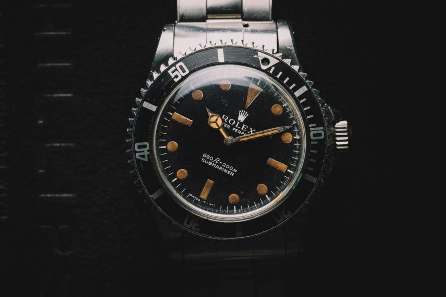 ساعت های Rolex Submariner Ref. 5513