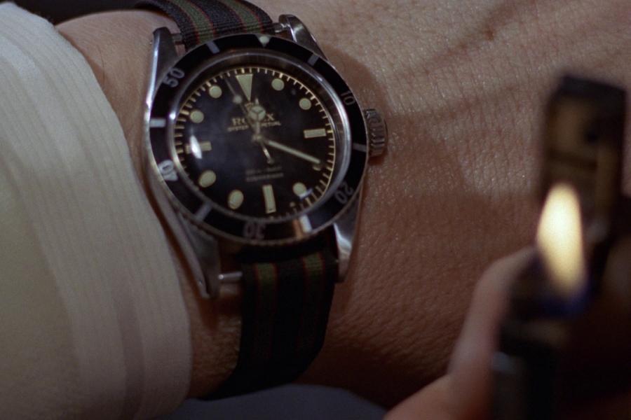 ساعت Rolex Submariner Ref. 6538