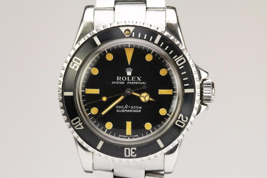 ساعت Rolex Submariner Ref. 5513