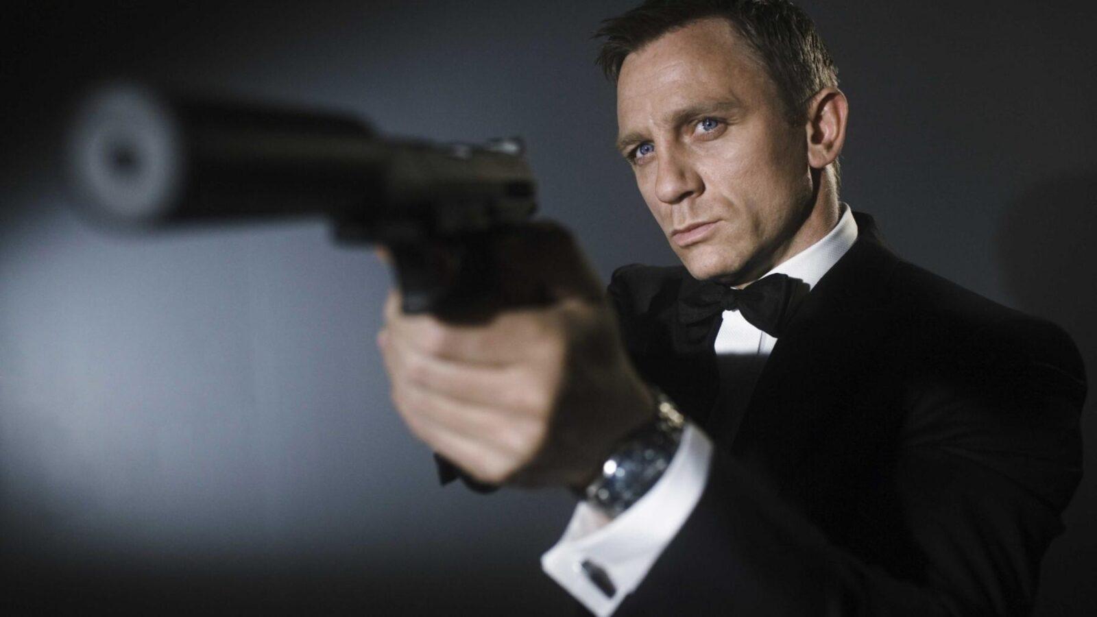 ساعت های جیمز باند