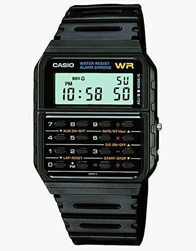 ساعت کاسیو CA53W-1 Databank