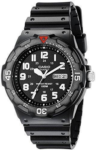 ساعت غواصی آنالوگ کاسیو مدل MRW200H-1BV