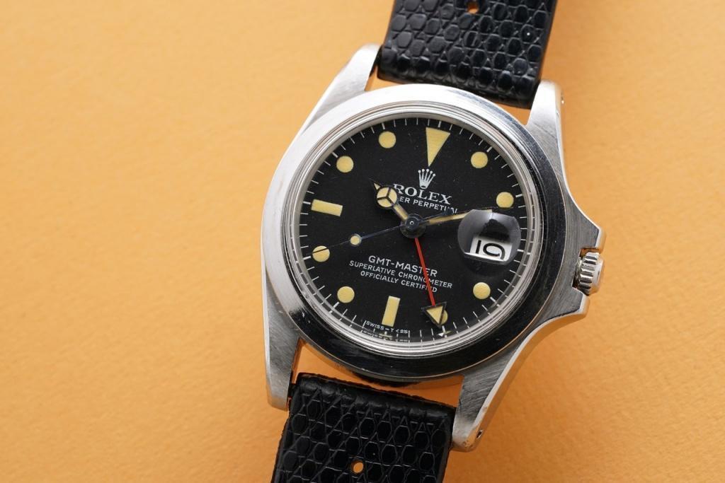 ساعت Marlon Brando's Rolex GMT-Master