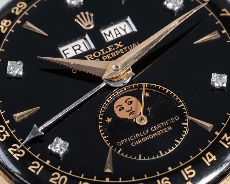 ساعت Rolex Bao Dai