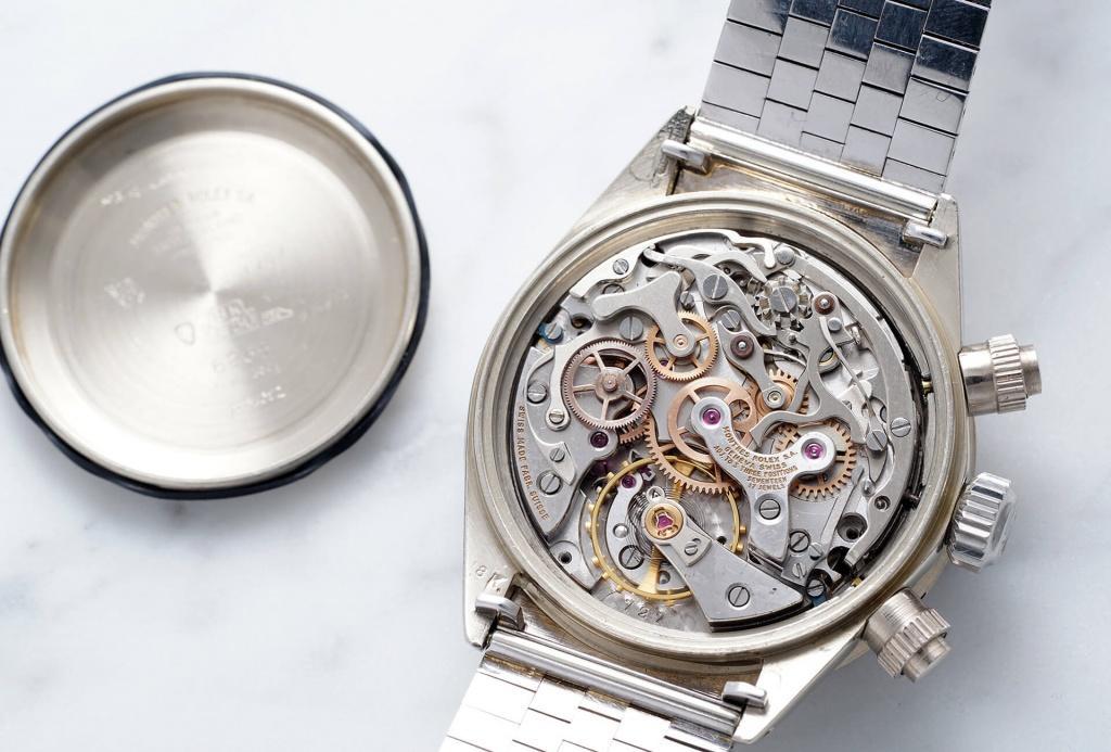 """ساعت قدیمی Rolex Daytona Ref. 6265 """"Unicorn"""""""
