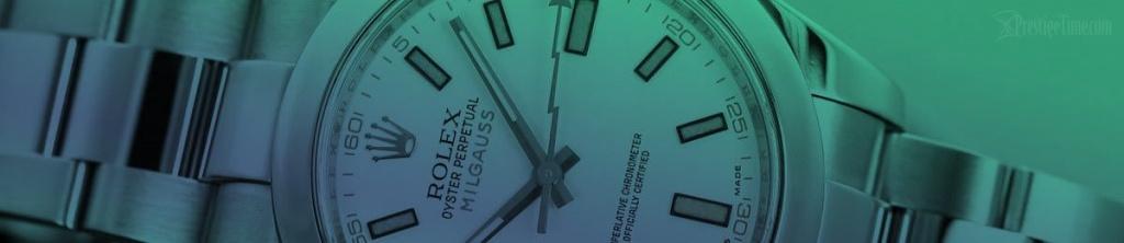 مقاومت مغناطیسی ساعت های رولکس و امگا
