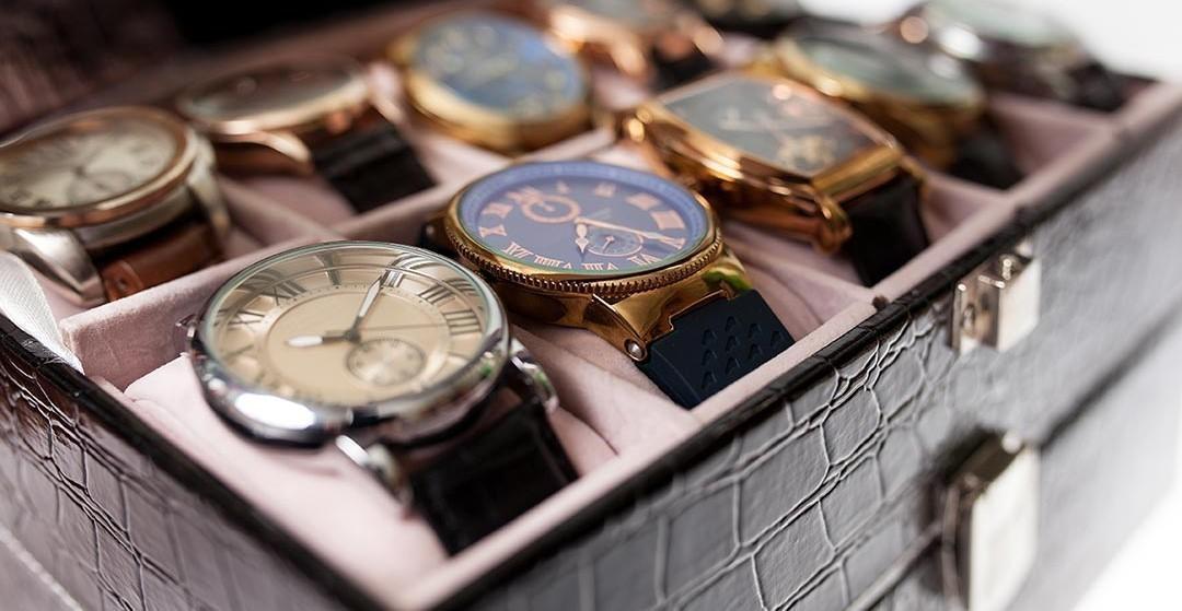 مجموعه ساعتهای متنوع