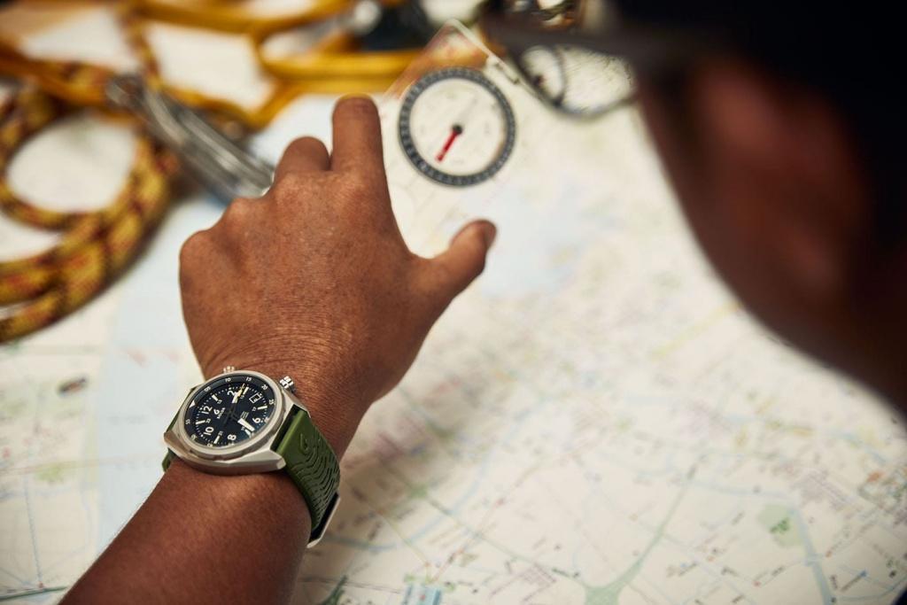 ساعت مچی وسیله ای کاربردی