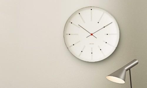 ساعت Arne Jacobsen