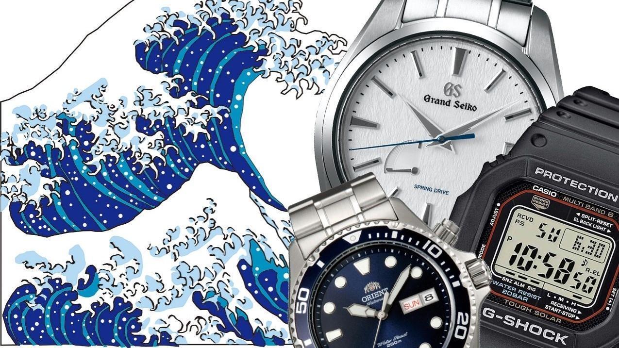 برندهای برتر ساعت مچی ژاپنی