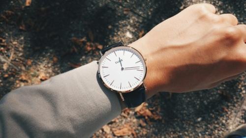 سایز مچ دست برای ساعت