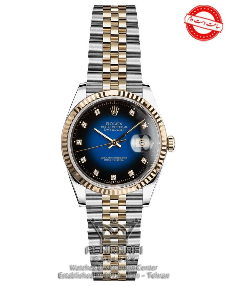 Rolex Datejust 36 BlueBlack