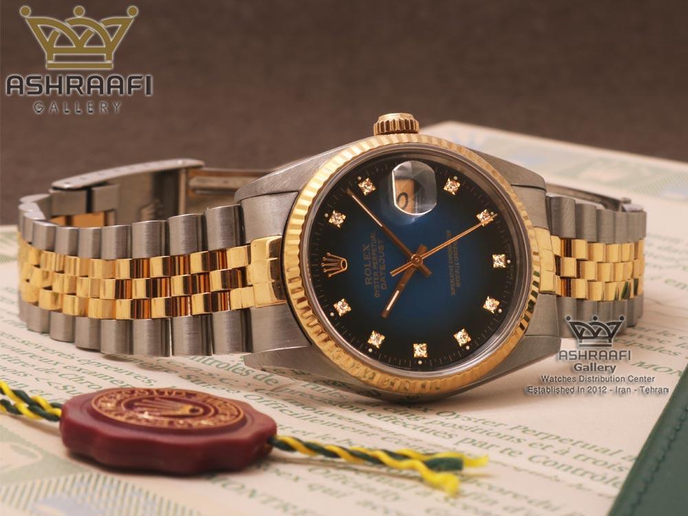 فروش ساعت رولکس دست دوم دیجاست