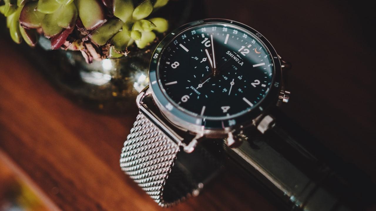 ساعت آمریکایی شینولا
