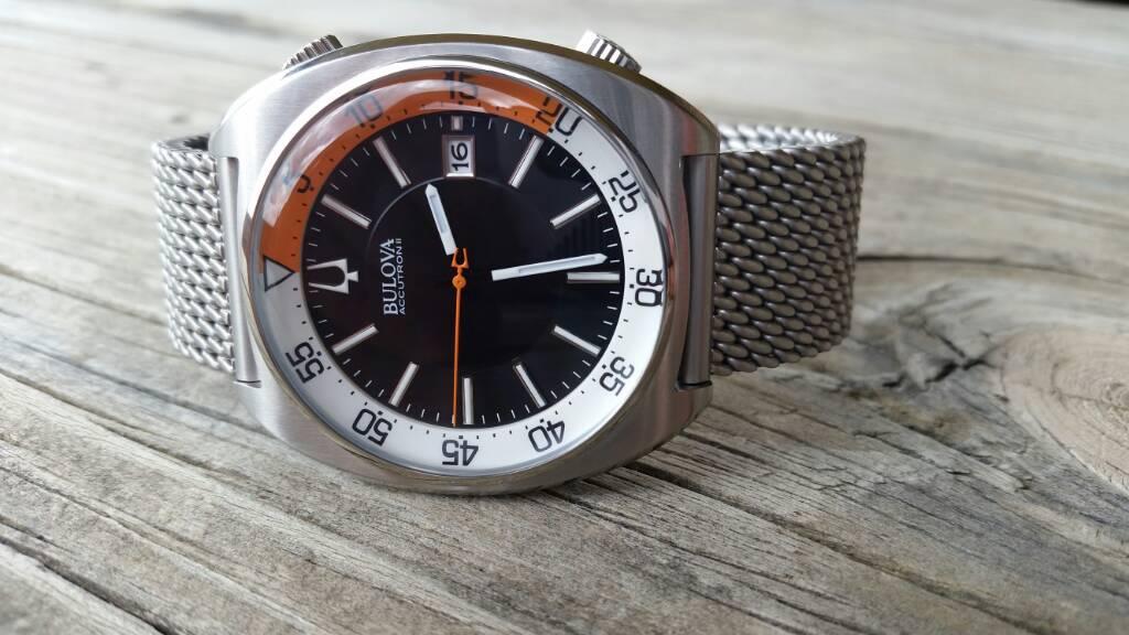 ساعت Bulova