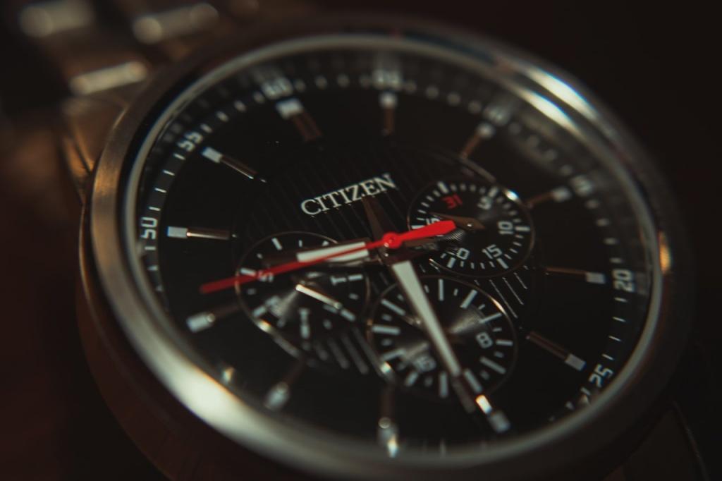 ساعت citizen