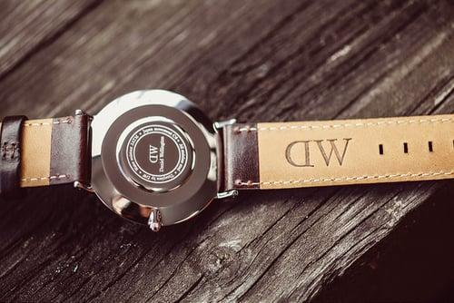 مقرون به صرفه بودن ساعت دنیل ولینگتون