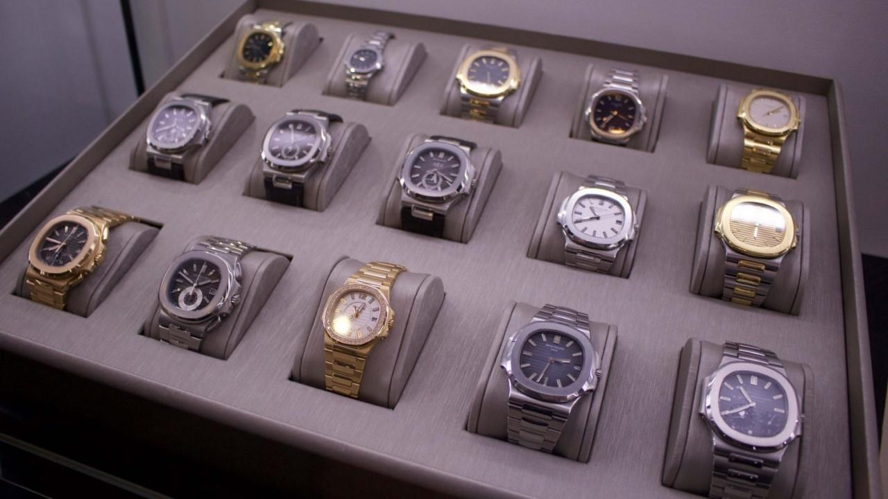 مجموعه ساعت های لوکس