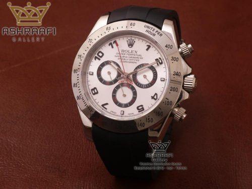 ساعت دیتونا قاب استی ل اتوماتیک Rolex Cosmograph Daytona B3