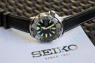 تاریخچه Seiko