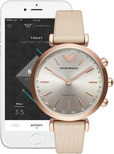 ساعت هوشمند امپریو آرمانی
