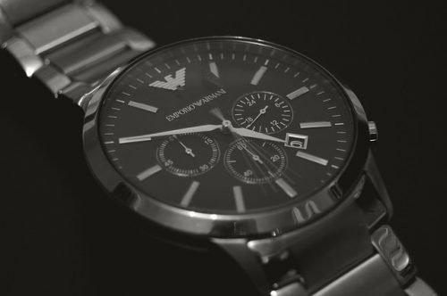 کیفیت ساعت های امپریو آرمانی