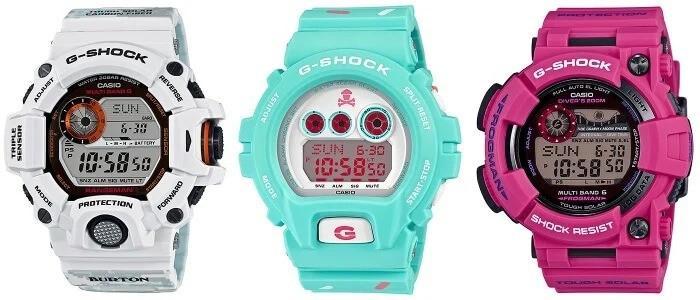 ساعتهای محدودG-Shock