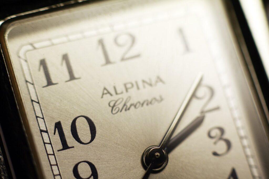 اعتبار ساعتهای آلپینا