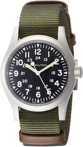 ساعت khaki همیلتون