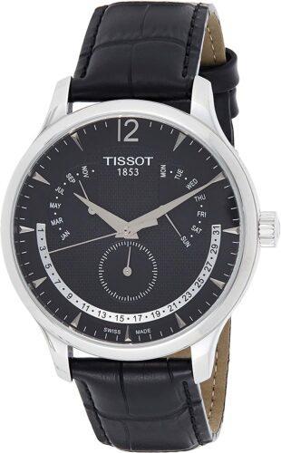 ساعت Tissot T063.637.16.057 Black Dial