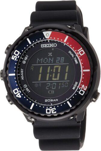 ساعت غواصی دیجیتال Seiko Prospex