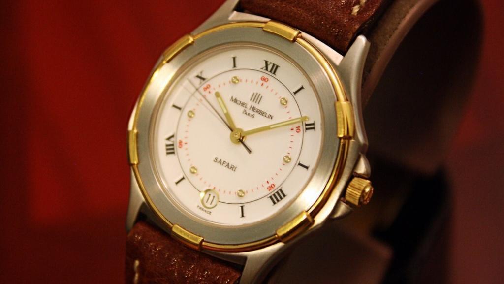 ساعت برند Michel Herbelin