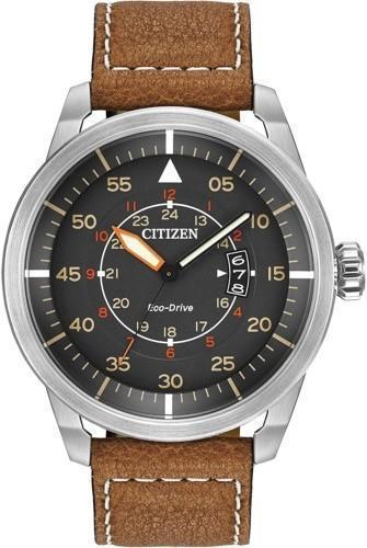 ساعت Citizen Avion Eco-Drive Stainless Steel