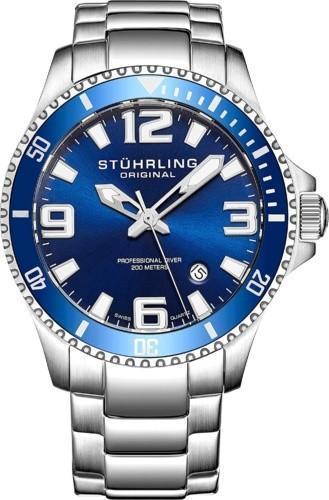 Stuhrling Original Aquadiver Regatta 395.33U16 Watch