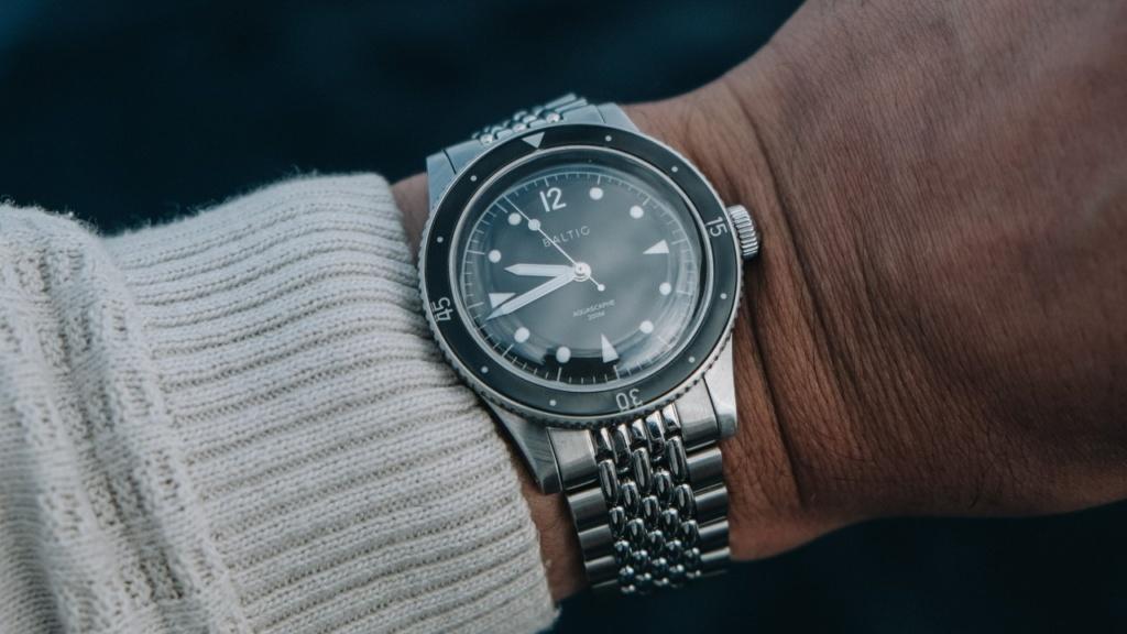 ساعت برند Baltic