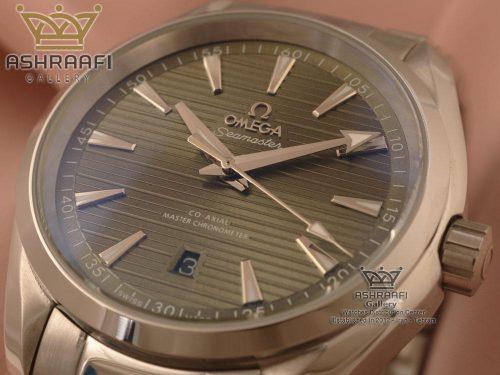 صفحه ساعت Omega-Seamaster-500-FT
