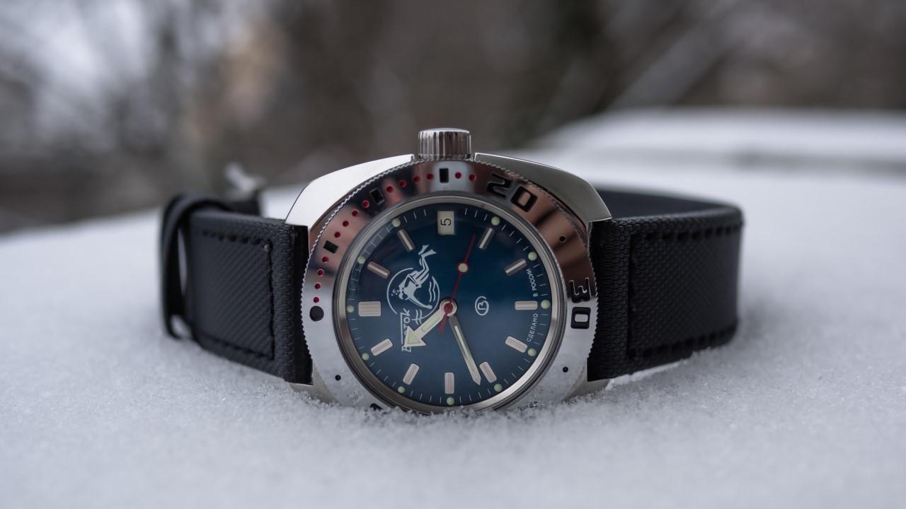برند Vostok (Часы Восток)