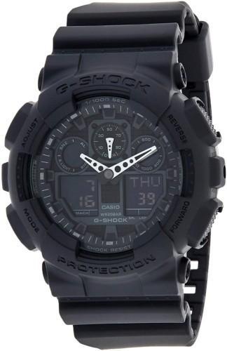 سری ساعتهای نظامی GA 100 Casio G-Shock GA100-1A1