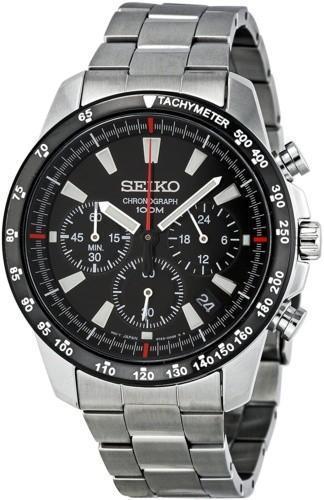 ساعت Seiko SSB031 Chronograph Steel Case