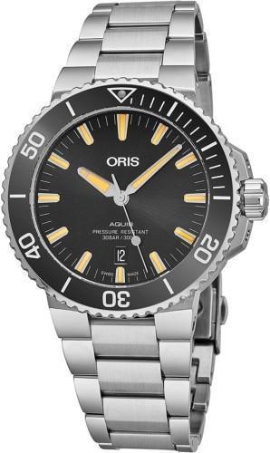 ساعت Oris Analogue Display Swiss Automatic Silver