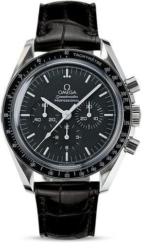 ساعت Omega Speedmaster Moonwatch Chronograph Black Dial
