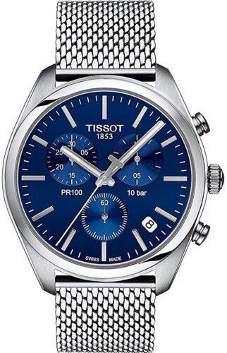 ساعت کرونوگراف مردانه Tissot PR 100